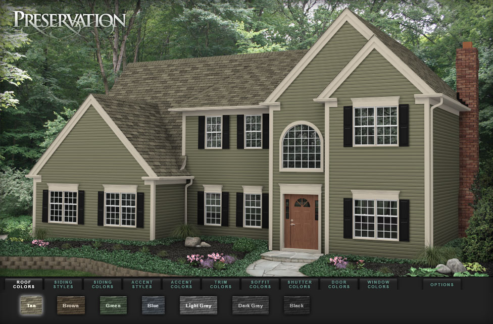 Siding Design Showcase - American Weather Techs